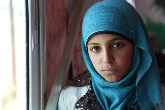 """رهف """"16 عامًا"""" توجه رسالة إلى قادة العالم في جنيف"""