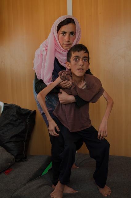 إبراهيم وأخته