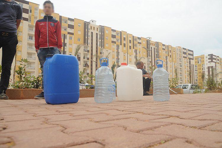 أزمة المياه في الجزائر
