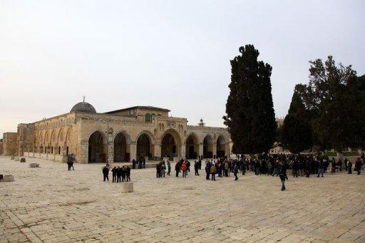 المسجد الأقصى.. صورة أرشيفية