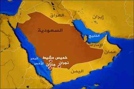 النفط على الحدود السعودية اليمنية