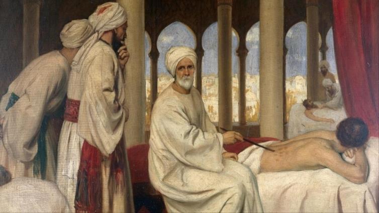 الطب كان متشرًا في بغداد العباسية
