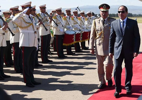 ALGERIA-EGYPT-DIPLOMACY-SISI