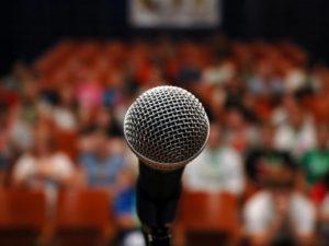 مواجهة الجمهور