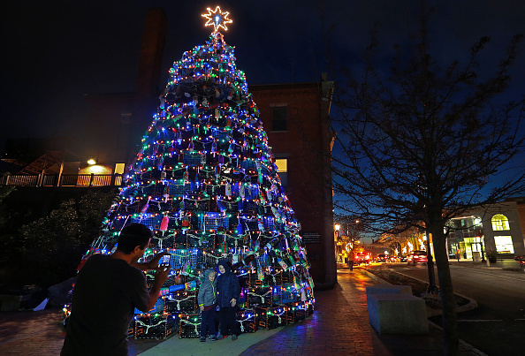 Gloucester Tradition Cast In New Light With Lobster Trap Menorah