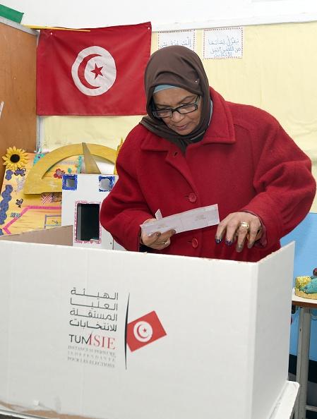 TUNISIA-VOTE-PRESIDENT-ESSEBSI