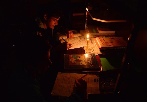 TURKEY-TRANSPORT-ELECTRICITY-CUT