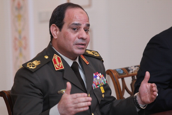 Egypt's Military Chief Visits Moscow