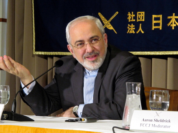 Iranian Foreign Minister Mohammad Javad Zarif Visits Japan