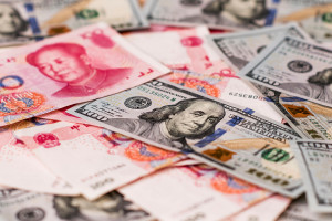 الدولار الحرب التجارية