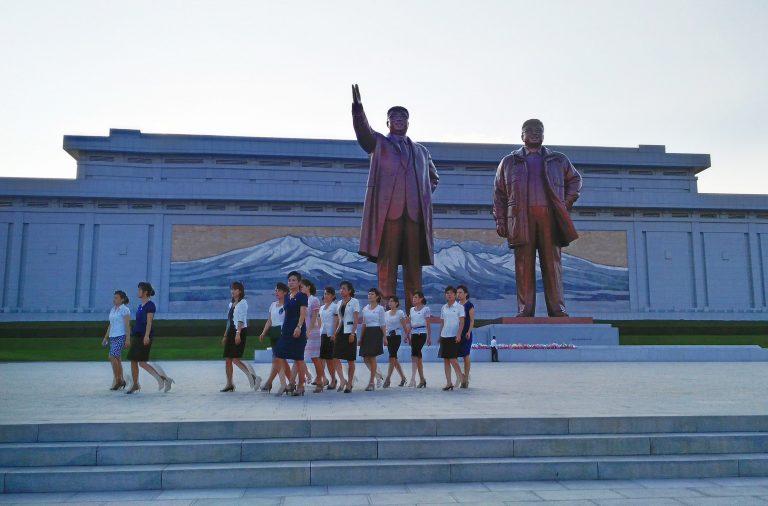 ماذا تفعل كوريا الشمالية ضد العقوبات الأمريكية؟