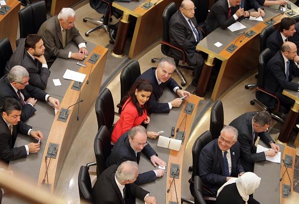 LEBANON-POLITICS-VOTE-PRESIDENT