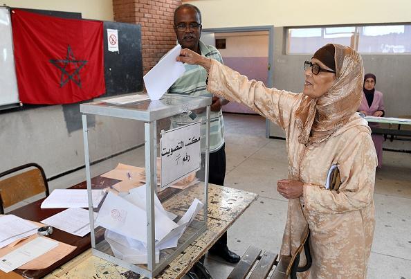 MOROCCO-VOTE