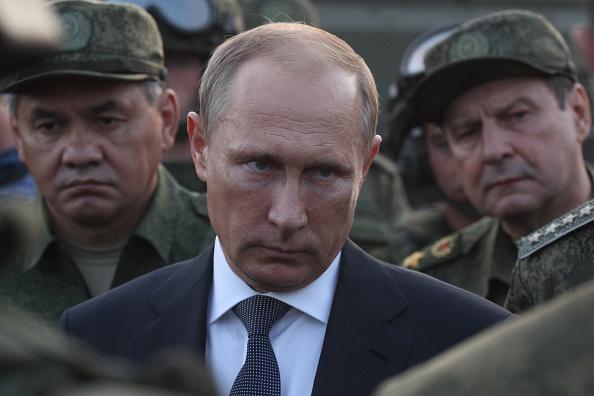 الموقف الروسي تجاه سوريا