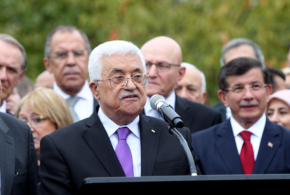 President Mahmoud Abbas Speaks At The United Nations
