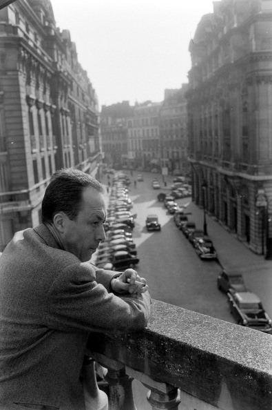 Camus In Paris