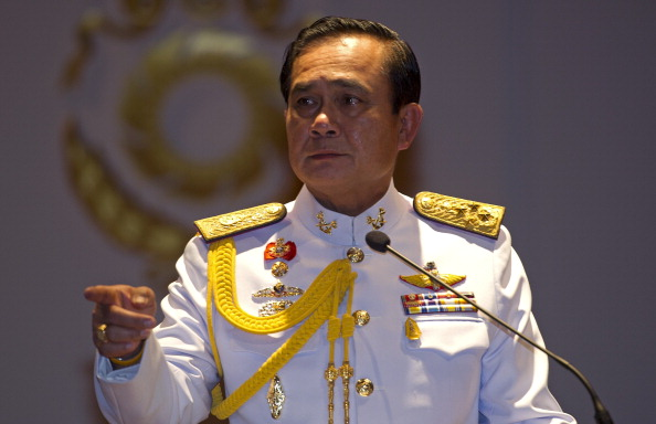 THAILAND-POLITICS-ROYAL-APPOINT