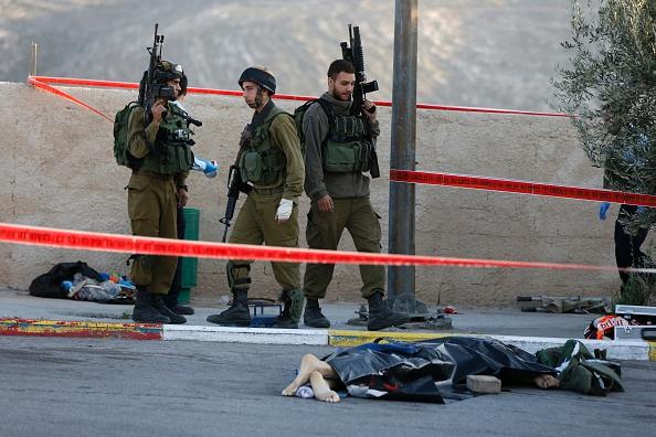 ISRAEL-PALESTINIAN-CONFLICT-STABBING