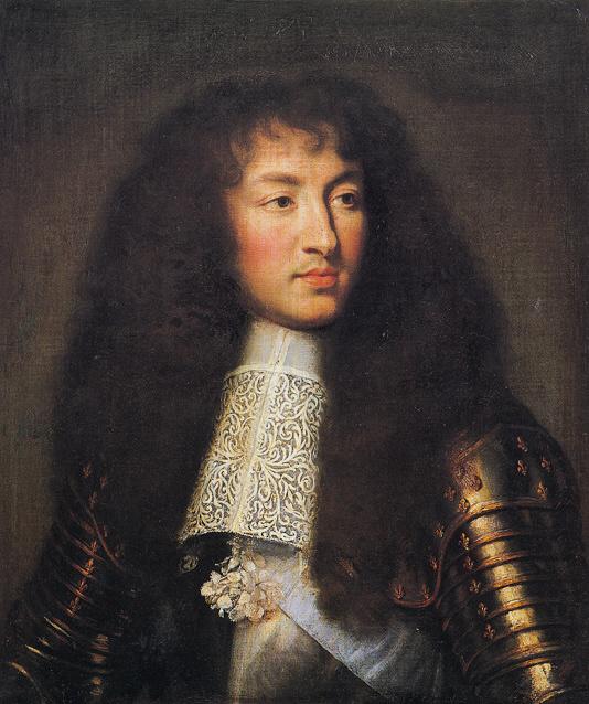 الحروب الدينية عادت في عهد لويس الرابع عشر