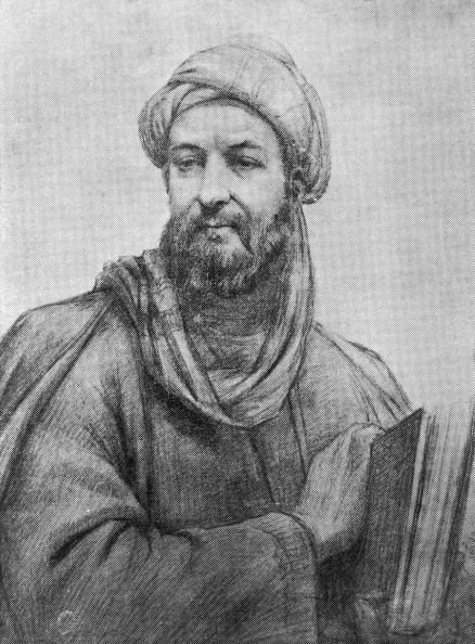 UNSPECIFIED - MAY 25: Portrait of Avicenna, latinised variation of Pur Sina (Balkh, 980-Hamadan, 1037), Persian philosopher, physician and writer, engraving. Paris, Bibliothèque Nationale De France (Library) (Photo by DeAgostini/Getty Images)