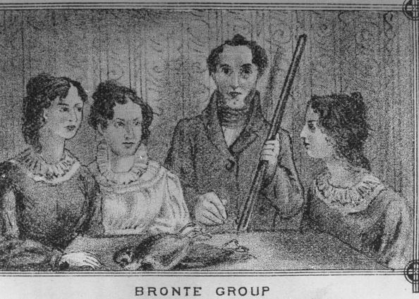 Anne Bronte;Bramwell Bronte;Charlotte Bronte;Emily Bronte