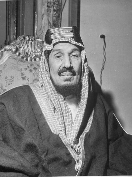 Ibn Saud [RF: Saudi Arabia RF]