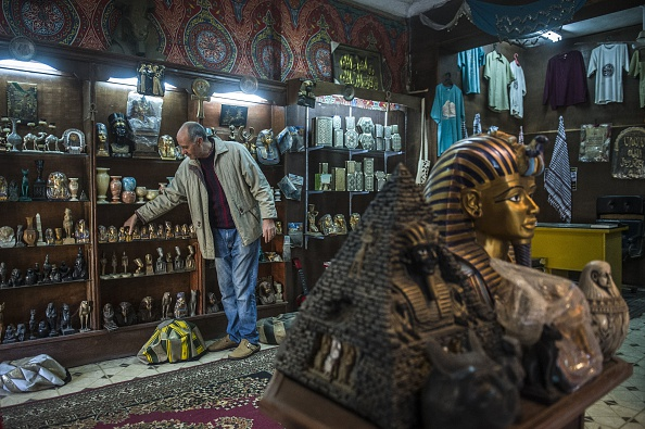 EGYPT-TOURISM-ATTACKS