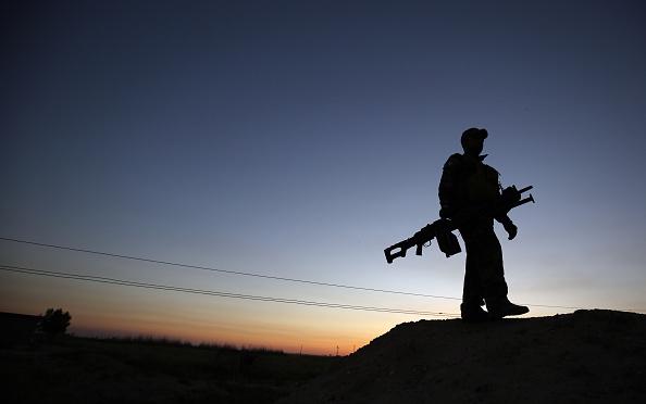 IRAQ-CONFLICT-SAMARRA-ARMY