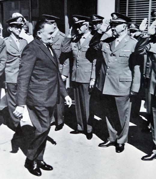 Marshal Castelo Branco.