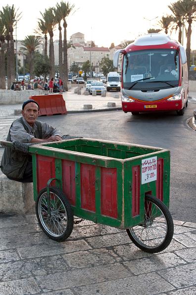 (GERMANY OUT) Israel Jerusalem Jerusalem - Trader (Photo by Gawrisch/ullstein bild via Getty Images)