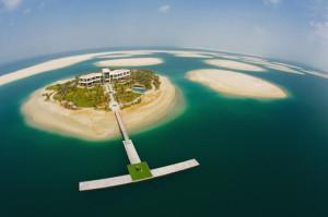 Vijay Singh Visits 'The World' Dubai's Latest Mega Project