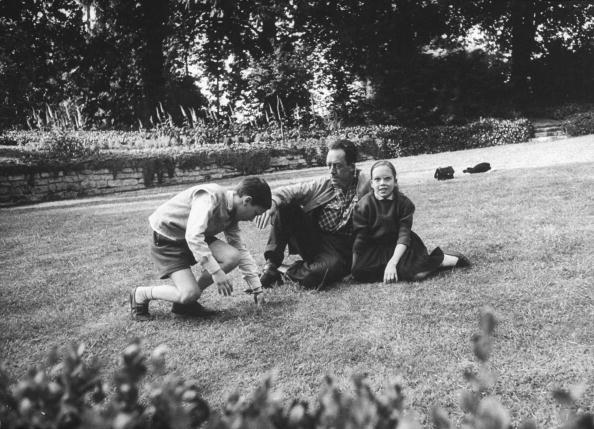 Albert Camus [& Family]