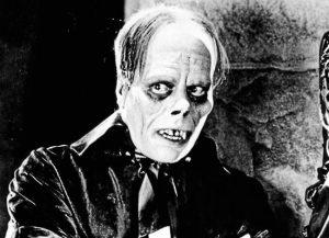 غلاف أحد أفلام الرعب
