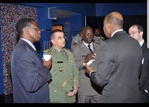 الجنرال محمد قايد في اجتماع قوات الأفريكوم بإيطاليا