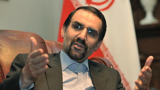 Посол Исламской Республики Иран в Российской Федерации Мехди Санаи.