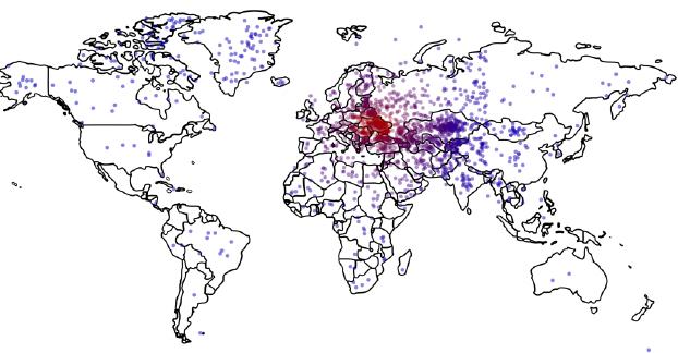 موقع أوكرانيا كما وصفها الأمريكيون.. واشنطن بوست