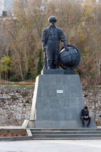ثمتال تورغوت باشا في اسطنبول