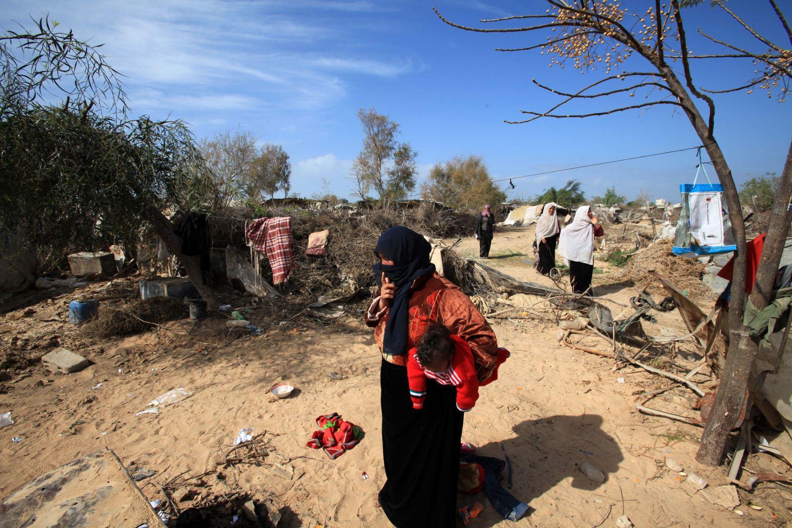 البدو في النقب