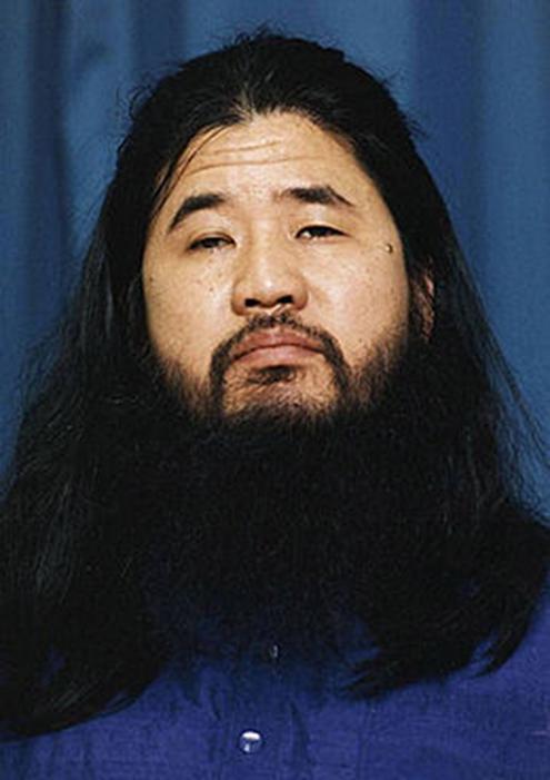 زعيم الحركة شوكو أساهارا