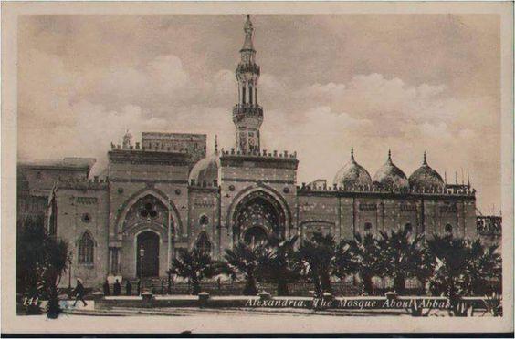 مسجد الإمام البوصيري، الإسكندرية
