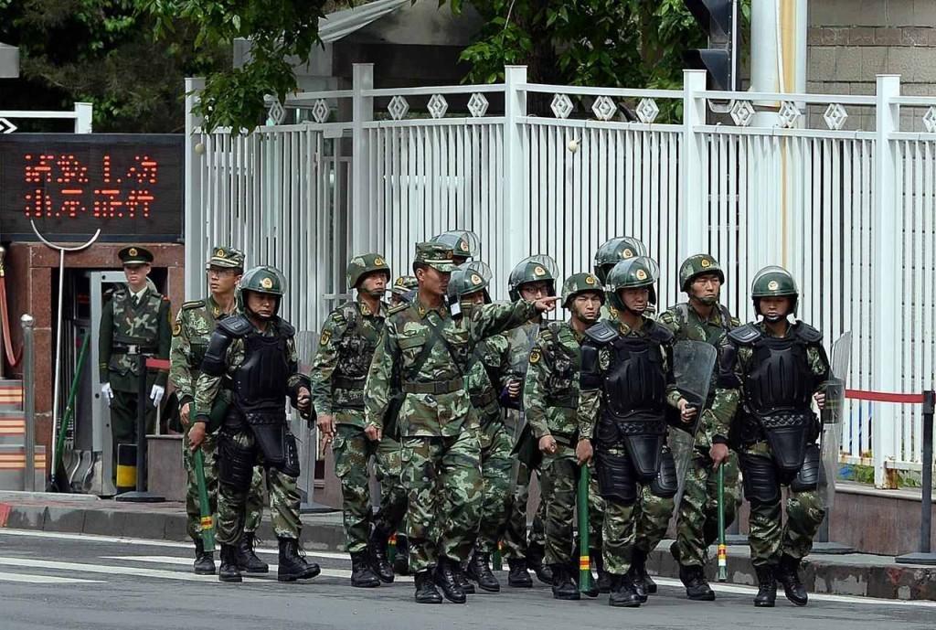 """"""" الإيغور"""" كر وفر مع السلطات الصينية!"""