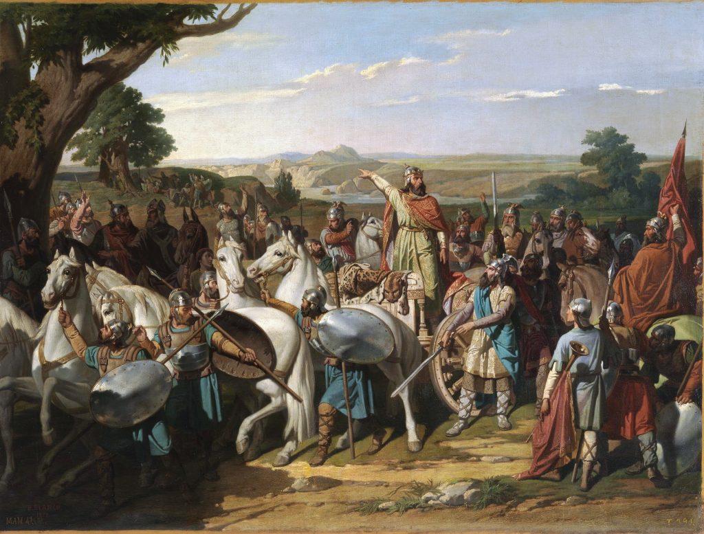 آخر ملوك الأندلس في غرناطة