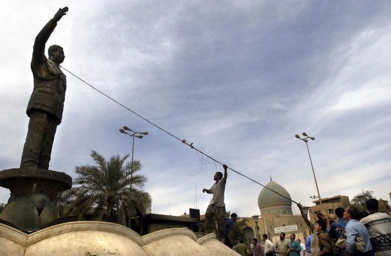 صدام حسين داعش العراق