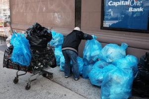 النفايات