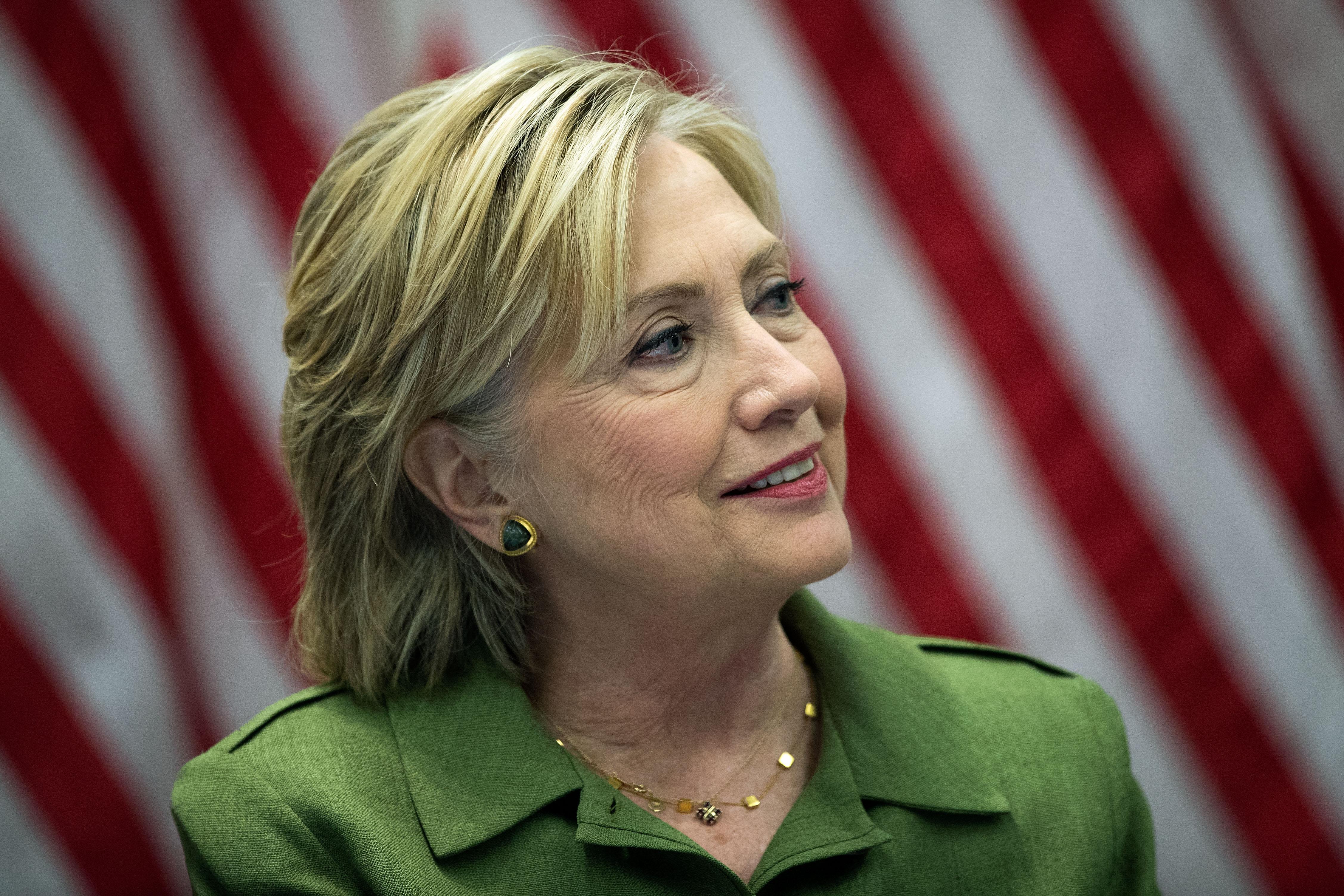 هيلاري انتخابات الرئاسة الأمريكية
