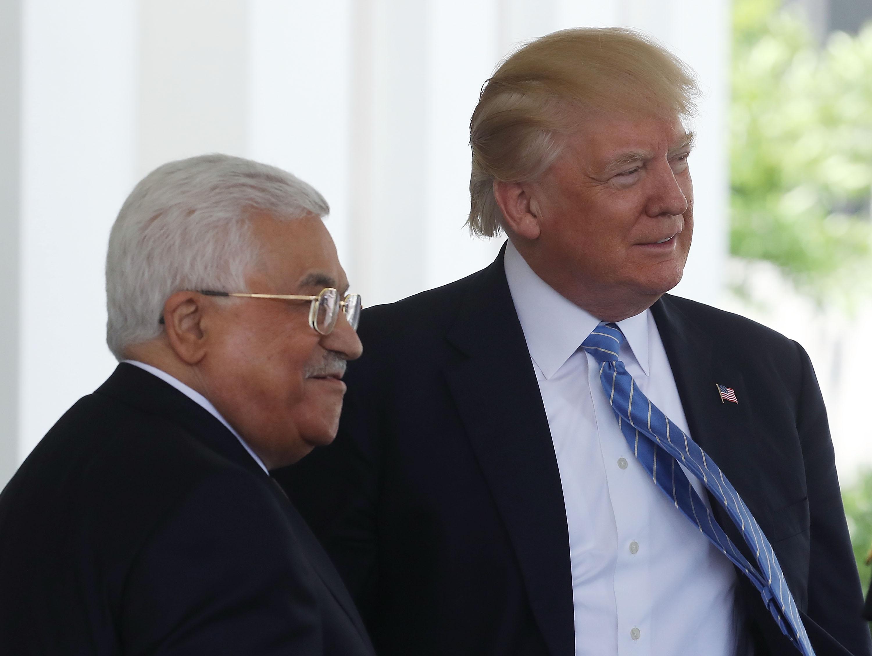 عباس لترامب