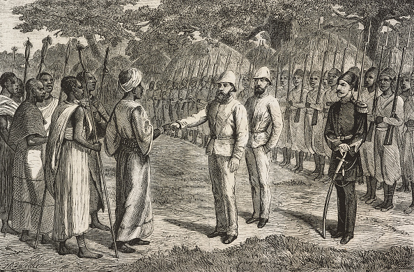 العبيد في صعيد مصر