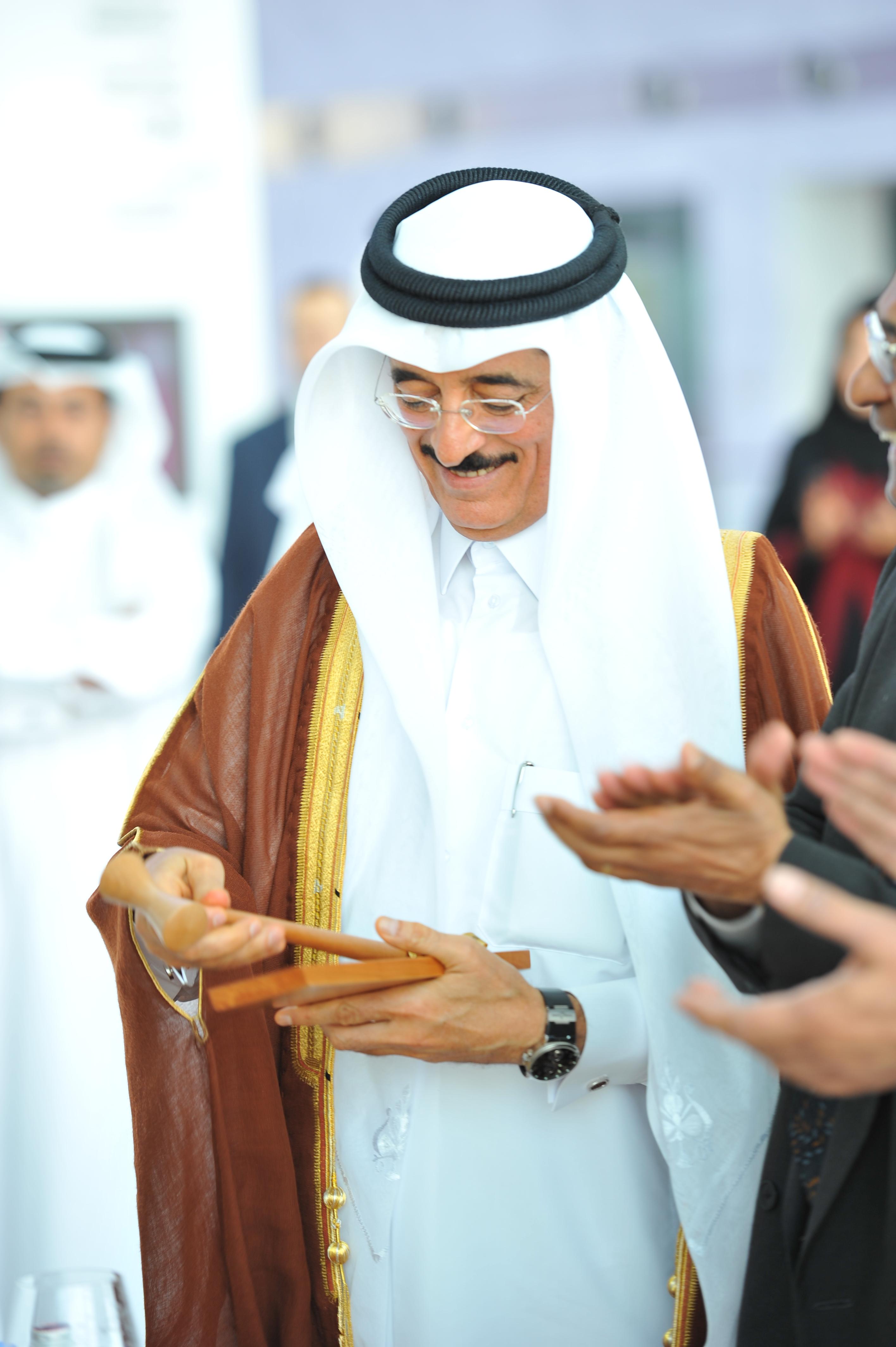 H.E._Dr._Hamad_bin_Abdulaziz_bin_Ali_al-Kuwari_Minister_of_Culture,_Arts_and_Heritage_of_Qatar_(6941356788)