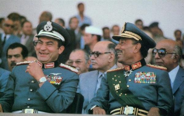 دعم مصر للديكتاتورية في أفريقيا