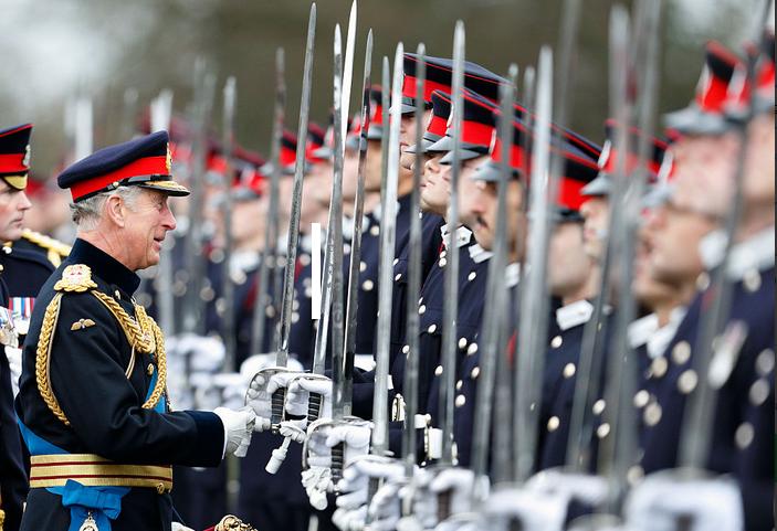 عن الجنرالات لمن تمنح جيوش العالم أعلى رتبها العسكرية ساسة بوست